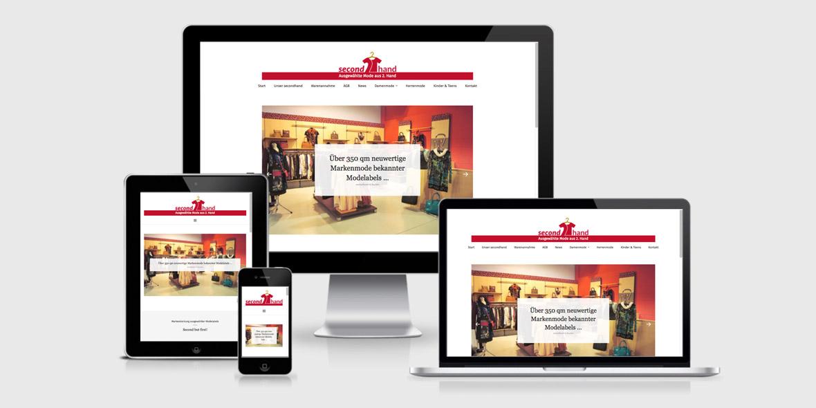 Responsive Webdesign secondhand buchen