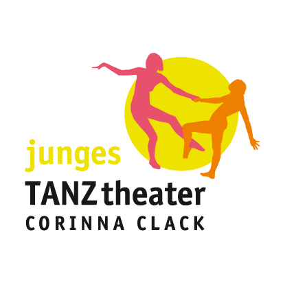 Logo junges Tanztheater Corinna Clack