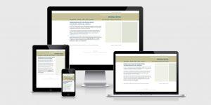 Responsive Webdesign Psychotherapie Matthias Richter Heidelberg