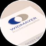 Die flächige Logo-Grafik erlaubt besondere Veredelungen: eine leicht erhabene, sich weich formende Lackschicht, bildet ein glänzendes Relief.