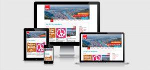 Responsive Webdesign SPD Heidelberg
